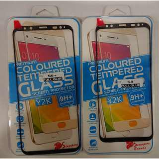 Y2K Full Glue Full Coverage Tempered Glass For Samsung