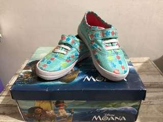 Moana Toddler shoes