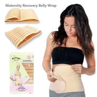 Maternity Recovery Belly Wrap