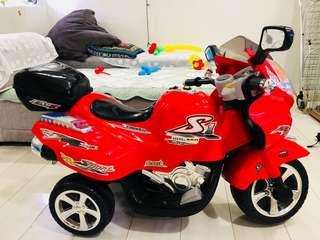 Kids Electric Motor Bike