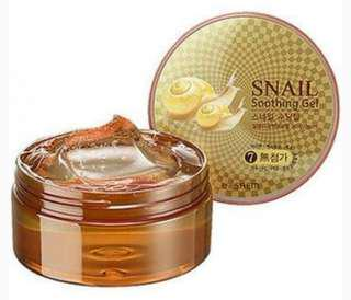NEW! THE SAEM SNAIL SOOTHING GEL 300ml