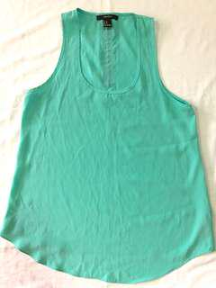 Forever 21 Casual Sleeveless Top