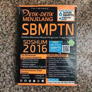 Buku Latihan Soal SBMPTN Soshum 2016