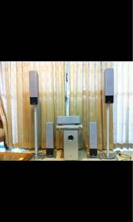 LG-SW5100 Wireless Home Theatre System