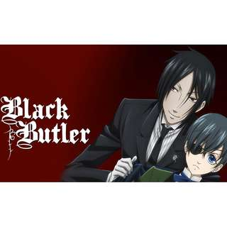 [PRE-ORDER] ~FULL COLLECTION~ Black Butler, Kuroshitsuji: Volumes 1 to 23 by Yana Toboso