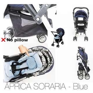 Aprica Soraria Stroller - blue