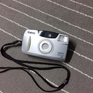 Canon Sure Shot 65 Zoom 35mm Film Camera