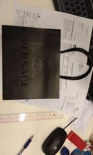 Versace 紙袋