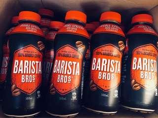 Barista Bros Double Espresso