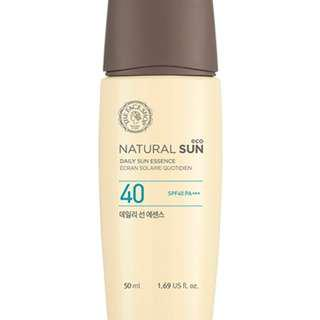 Natural Sun Eco Daily Sun Essence SPF 40 PA+++  Sunscreen