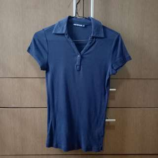 Terranova Blue Polo Shirt