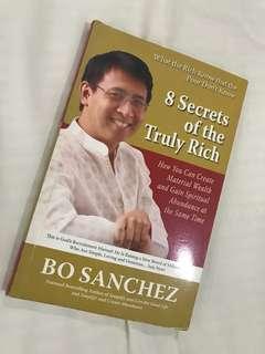 8 Secrets of the Truly Rich by Bo Sanchez