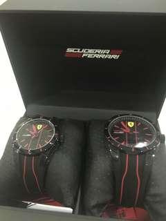 Ferrari Couple Watch