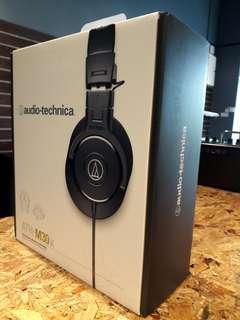 audio technica. ATH-M30x
