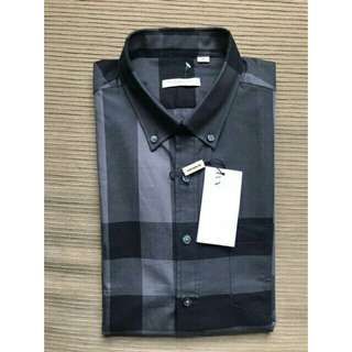 Kemeja Burberry Slim Fit Cut
