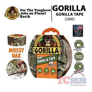 """[GORILLA] Gorilla Tape 1.88"""" Wide (Camo)"""