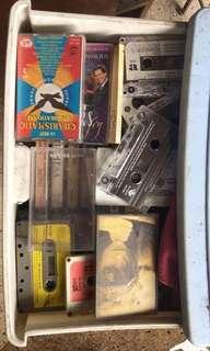 Caset tape