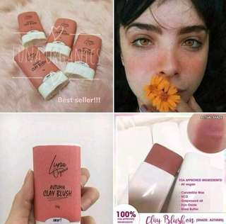 clay Blush On