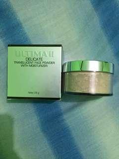 Ultima II Translucent Face Powder