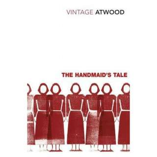 [PRE-ORDER] The Handmaid's Tale by Margaret Atwood