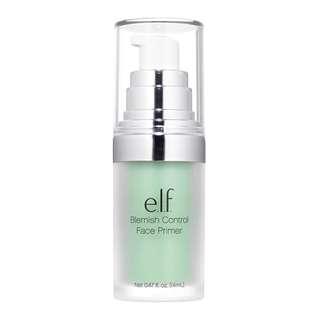 🚚 ❣️BEST SELLER INSTOCK❣️Elf Cosmetics, Blemish Control Face Primer, Clear, 0.47 fl oz (14 ml)