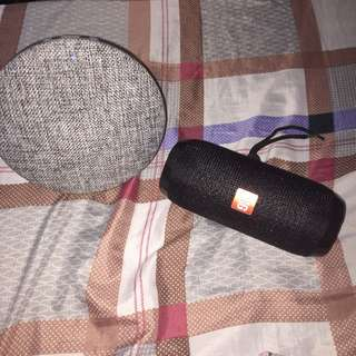 900 pesos only for two bluetooth speaker