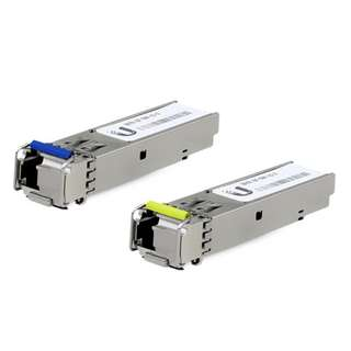 U Fiber, Single-Mode Module, 1G, BiDi, 1-Pair