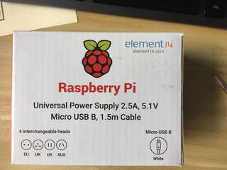 Raspberry Pi Power adapter