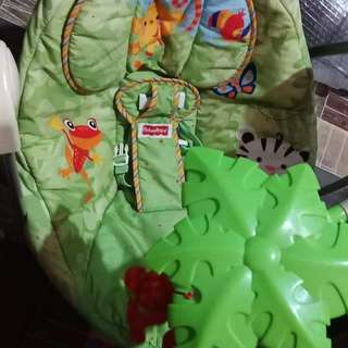 Baby battery operated duyan