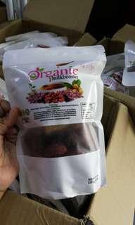 Organic Milk Booster