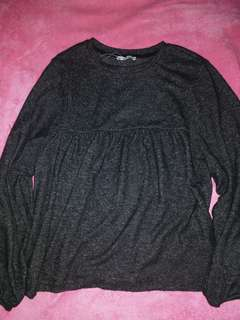Original Zara Trafaluc Casual Sweat Top