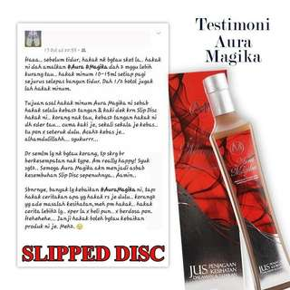 Aura Magika - Supplement for Slipped Disc