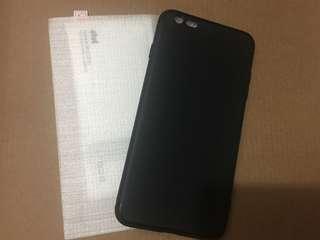 iPhone 6/6s 手機殻 + mon 貼