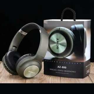 Headset Bluetooth Sony AZ800
