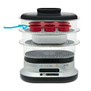 TEFAL STEAM N' and LIGHT  Tray : VC300831