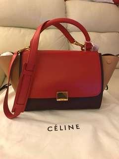 Celine Trapeze Bag (全新)