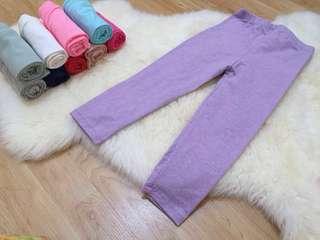 Raya 2018 : 3-4yo Girls Boys Legging Pants