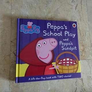 Peppa Pig Lift-a-flap Book 2 Stories