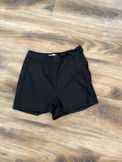 Supre faux leather shorts