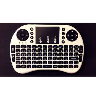 掌上型可充電鍵盤⌨️