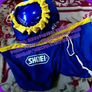 BEG SHOEI... ~Sesuai utk letak helmet. ~Warna biru ~Rm45.