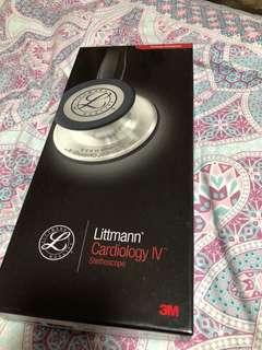🚚 Littman Cardiology IV