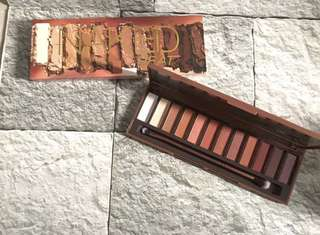 Urban decay eye palette