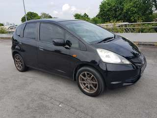 Cheapest Long Term Rental Honda Fit 1.3A