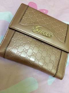 Authentic Gucci Wallet #July70