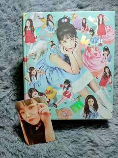 Red Velvet Rookie Album
