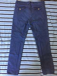 Original zara relaxed fit worn once