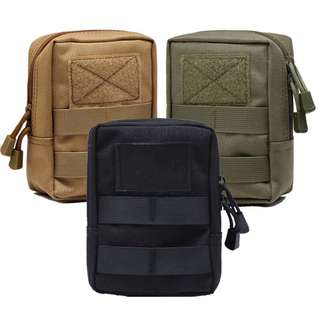 🚚 Tactical Molle Side Pouch