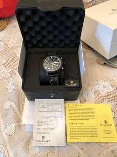 STEINHART  瑞士製造 Nav B Chrono 47 mm 自動計時航空錶