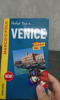 BN MARCO POLO Perfect Days in Venice pocket guide and maps
